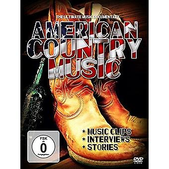 Ulike Artist - amerikansk Country [DVD] USA importere