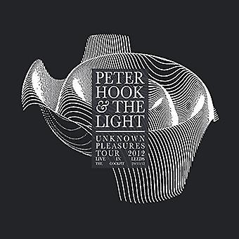 Peter Hook & the Light - Unknown Pleasures: Live in Leeds [CD] USA import