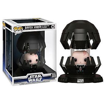 Funko Pop! Vinyl Star Wars Darth Vader in Meditation Kammer #365