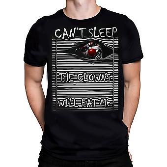 Darkside - can't sleep clowns - t-shirt