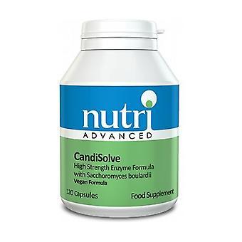 Candisolve 120 capsules