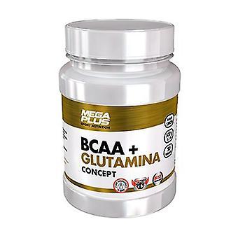BCAA + Glutamine Concept 500 g (Lemon)