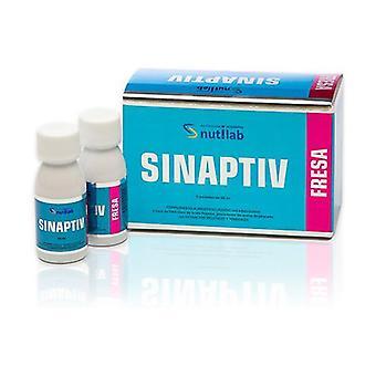 Sinaptiv Jordbær Flavor 8 enheder af 60ml