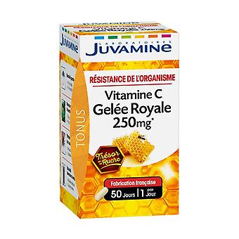 Weerstand - Vitamine C / Royal Jelly 250 mg 50 capsules