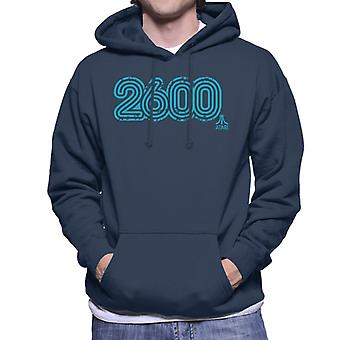 Atari Distressed 2600 Men's Hooded Sweatshirt