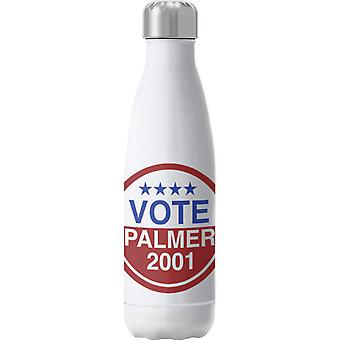24 Vote David Palmer 2001 Botella de agua de acero inoxidable con aislamiento