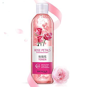 Rose Petals Essence Water Face Toners For Shrink Pores ,anti Aging, Whitening