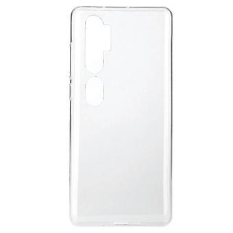 هال ل Xiaomi مي ملاحظة 10 مرنة شفافة
