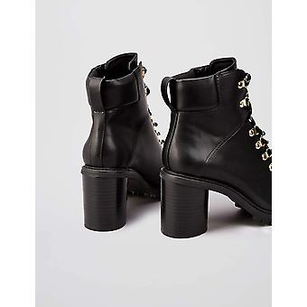 find. Women's Shoes HALLO-S-1A-6 Leather Closed Toe Ankle Fashion Boots
