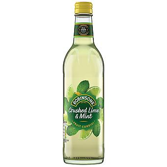 Robinsons Fruit Cordial Lime & Mint