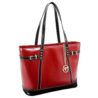 97566, M Series Serafina Red Bag