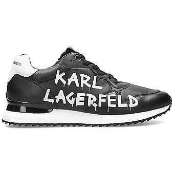 Karl Lagerfeld Velocitor II KL52915001 universal todos os anos sapatos masculinos