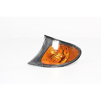 המנורה מחוון השמאלי (אמבר מודלים מסבאה) עבור BMW סדרה 3 טיולים 2001-2005
