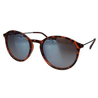 نظارات شمسية يونيسيكس الفهود وندرر / براون (20-155)