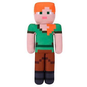 Minecraft Alex Cool Peluche farcie animaux farcis 35cm