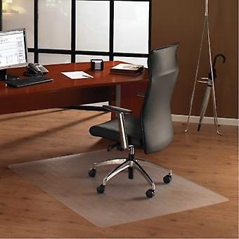 Cleartex XXL Polycarbonate Rectangular General Office Mat For All Pile Carpets (60