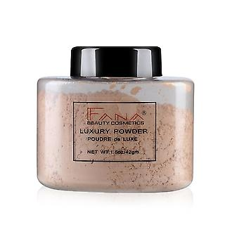 Smooth Loose Powder With Oil Control For Face Makeup - Concealer, Highlighter
