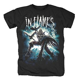In Flames Here I Am T shirt