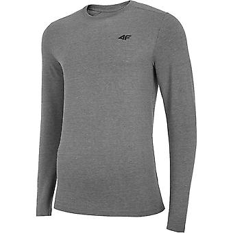 4F TSML001 NOSH4TSML001REDNISZARYMELAN universal all year men t-shirt