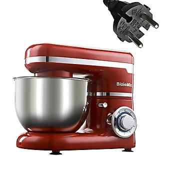 1200w 4l Stainless Steel Bowl Egg Whisk Blender Cake Dough Bread Mixer Maker