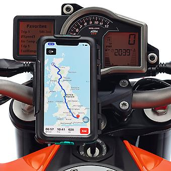 Apple iphone 11 pro adv motorcycle waterproof tough case a36908