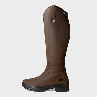 New Brogini Women's Montagne Riding Boot Brown