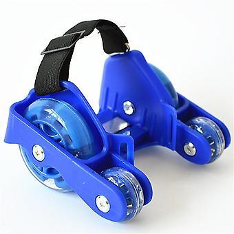 عجلات أحذية قابلة للتعديل / تعليم تزلج الكبار