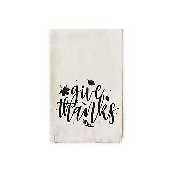 Give Thanks-cotton Muslin Napkins