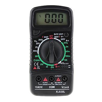 Digitale Multimeter-meter Testers Automotive Elektrische Transistor Peak Tester