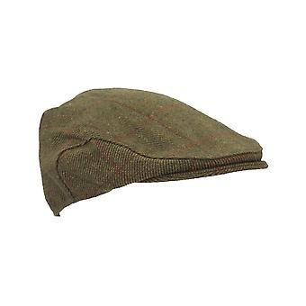 Walker and Hawkes - Uni -Sex Tweed Flat Cap