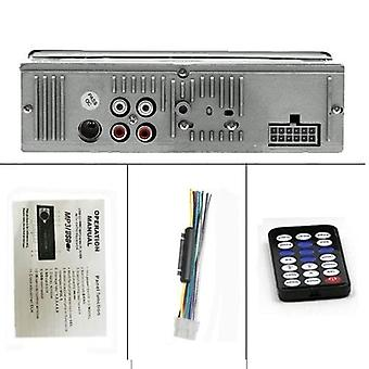 Voiture Stereo Radio Fm Aux Input Receiver Multimedia Player