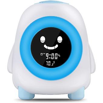 Cadrim Kids Alarm Clock,Digital Alarm Clock with 5 Colors Changing