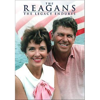 Reagans [DVD] USA import