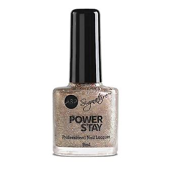 ASP Power Stay Professional Nail Lacquer - Mystique