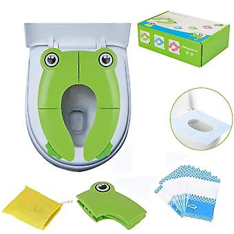 Potty Training, Non Slip Silicone Toilet Seat Covers