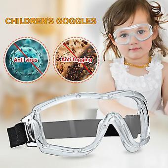 نظارات واقية شفافة، نظارات واقية مضادة للغبار، حماية العين