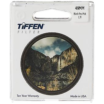 Tiffen 49bpm18 49mm black pro mist 1/8 filter 49 mm