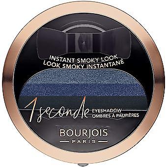 Bourjois Paris 1 Seconde Smoky Look Eyeshadow 3g - 04 Insaisissa-Bleu