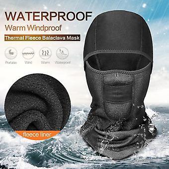 Outdoor Skiing Waterproof Winter Windproof Warm Riding Equipment Bicycle Mask