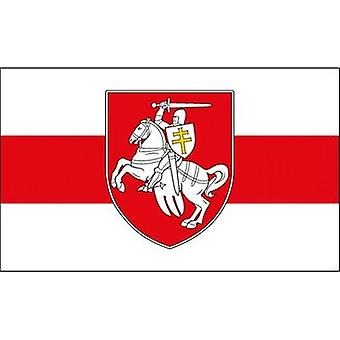 Belarus White Knight Pagonya Flag