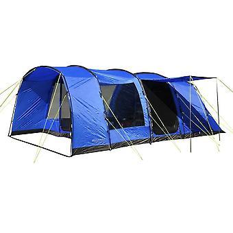 ニュー ユーロハイク ハンプトン 6 人テント ブルー
