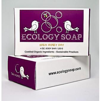 Shea Honey Day Soap