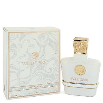 Swiss Arabian Wild Spirit Eau De Parfum Spray By Swiss Arabian 3.4 oz Eau De Parfum Spray