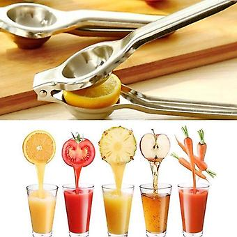 Multifunktionale Mini Edelstahl Zitrone/Orange Squeezer Entsafter