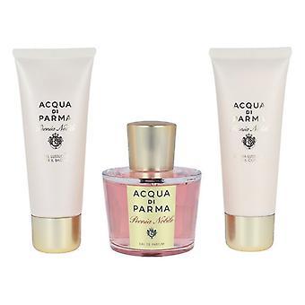 Women's Perfume Set Peonia Nobile Acqua Di Parma (3 stuks)