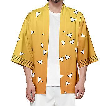 Men's Japanese Kimono Cardigan Men