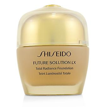 Shiseido Future Solution LX Total Radiance Foundation SPF15 - # Rose 4 30ml/1.2oz