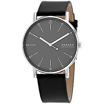 Reloj de marcación gris Signatur de Skagen Men' - SKW6654