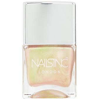 Nails inc Champagne Shine Nail Polish - Fizz-Ical (10335) 14ml
