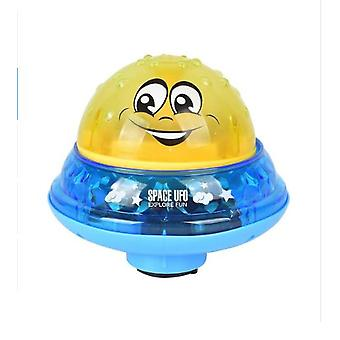Fountain Summer Sprinkler Musical Ball- Water Squirting Baby Bath Bubble